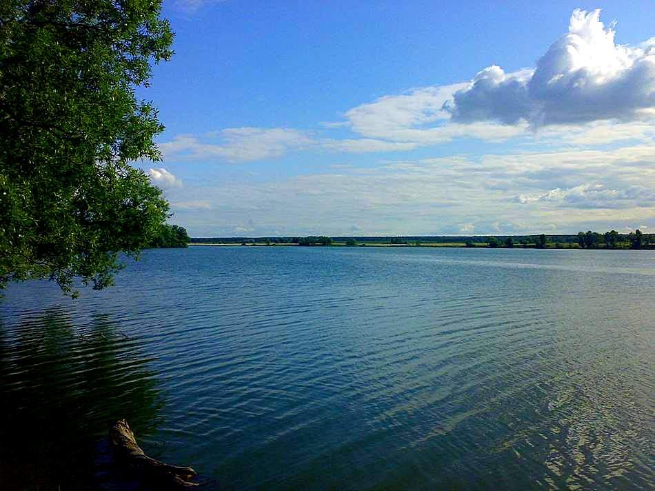 Архиерейское озеро Татарстан