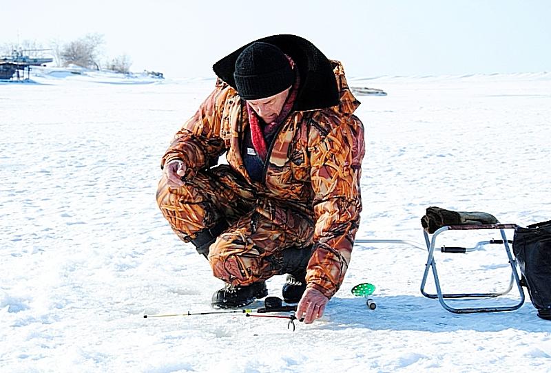 правила рыбалки в зимний период