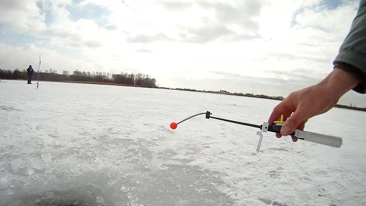 Донка для зимней рыбалки