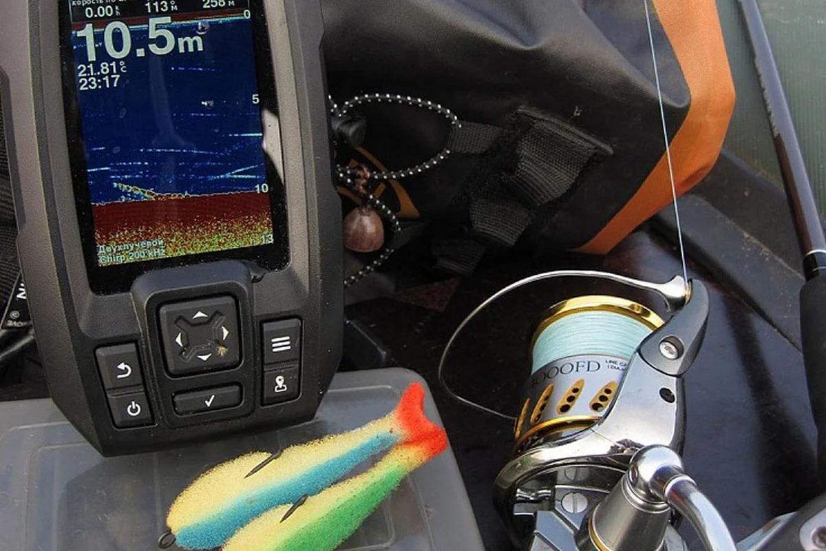 Применение навигаторов для рыбалки