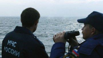 Найдены тела двух рыбаков, пропавших при крушении в Охотском море