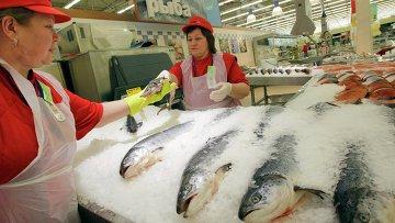 Роспотребнадзор ужесточил требования к продаже в РФ замороженной рыбы