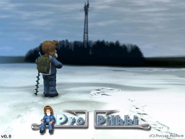 Лучший симулятор зимней рыбалки ProPilkki2 v0.8 (онлайн)