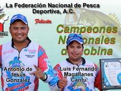 Итоги 5-го чемпионата Мексики по ловле басса
