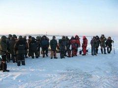 «Открытый Кубок СДС МАШ по ловле рыбы на мормышке» прошел в Алтайском Крае