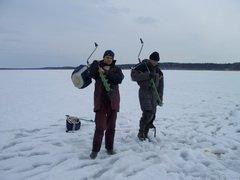 В Тверской области пройдет I-ый зимний открытый командно-личный чемпионат по ловле рыбы на блесну