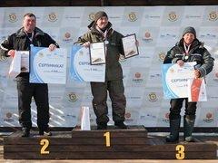 Сергей Немов— абсолютный чемпион «Кубка Рыболовной Лиги Лодка-Хаус 2011»