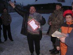 В Серпухово рыбка ловилась большая и малая!