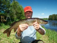 Рыбалка — вопрос политический