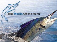Ассоциация ловли спортивных видов рыб (IGFA) проводит акцию «Уберите марлина из меню!»