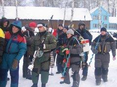 На Чемпионате Москвы по ловле рыбы на блесну со льда «Ахтуба-77» смогла опередить всех своих конкурентов