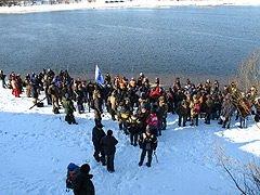 Самарские рыбаки выйдут на митинг