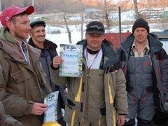Чемпионат Саратовской области по ловле рыбы на мормышку выявил своих героев (отчет Константина Кудинова)