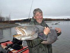 Рыболов из России, отправил заявку в Международную Ассоциацию ловли спортивных видов рыб IGFA