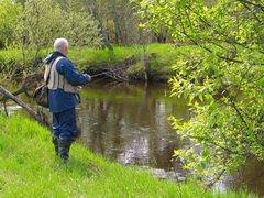 В Херсонской области введен весенний запрет на рыбную ловлю