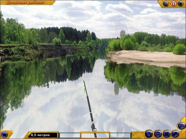 игра-русская рыбалка бесплатно для пк
