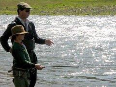 Датский Союз Рыболовов приглашает вступать в свои ряды как индивидуально, так и семьями