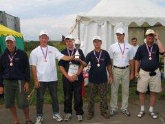Белгородские спортсмены вернулись с триумфальной победой из Воронежской области