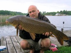 Лучшие рыболовы России в пруду Высокополье выловили почти 1,5 тонны карпа
