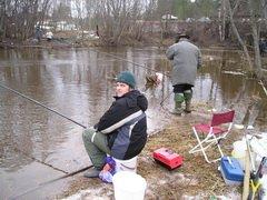 Вчера в России отметили День рыбака
