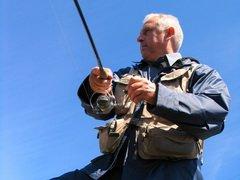 Сотрудники уголовно-исполнительной системы Чувашии посоревновались в рыбной ловле