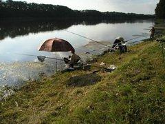 В Когалыме искали лучшего рыбака