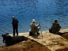 Рыбаки сорвались с крючка