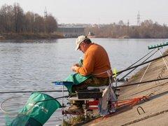 Курские спортсмены завоевали кубок по спортивной ловле рыбы на фидер