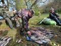 Двое браконьеров выловили сетями почти 100 килограммов