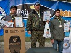 29 и 30 октября в селе Камплица Харьковской области прошёл открытый Кубок Харькова по ловле хищной рыбы