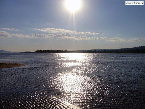 Река Волга, подборка фотографий (10 фото)