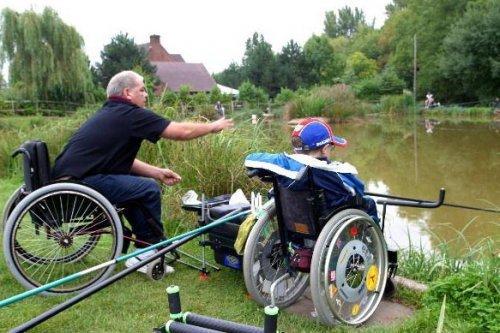 В Кузбассе впервые состоится чемпионат по рыбалке для инвалидов