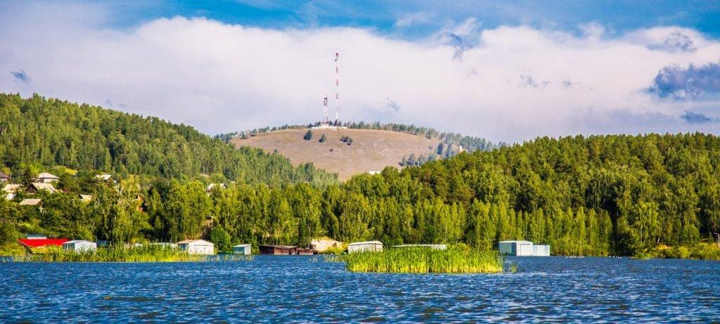 озеро сунгуль челябинская область