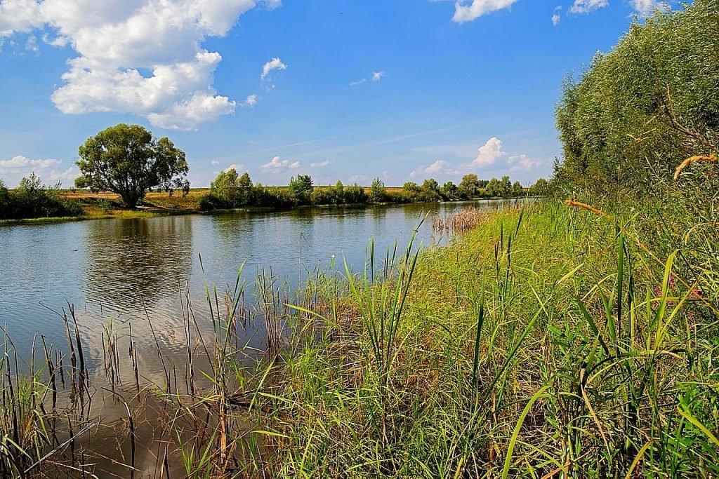 Саламыковское озеро Татарстан